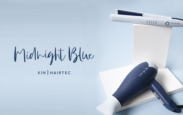 KIN HAIRTEC NEW COLLECTION